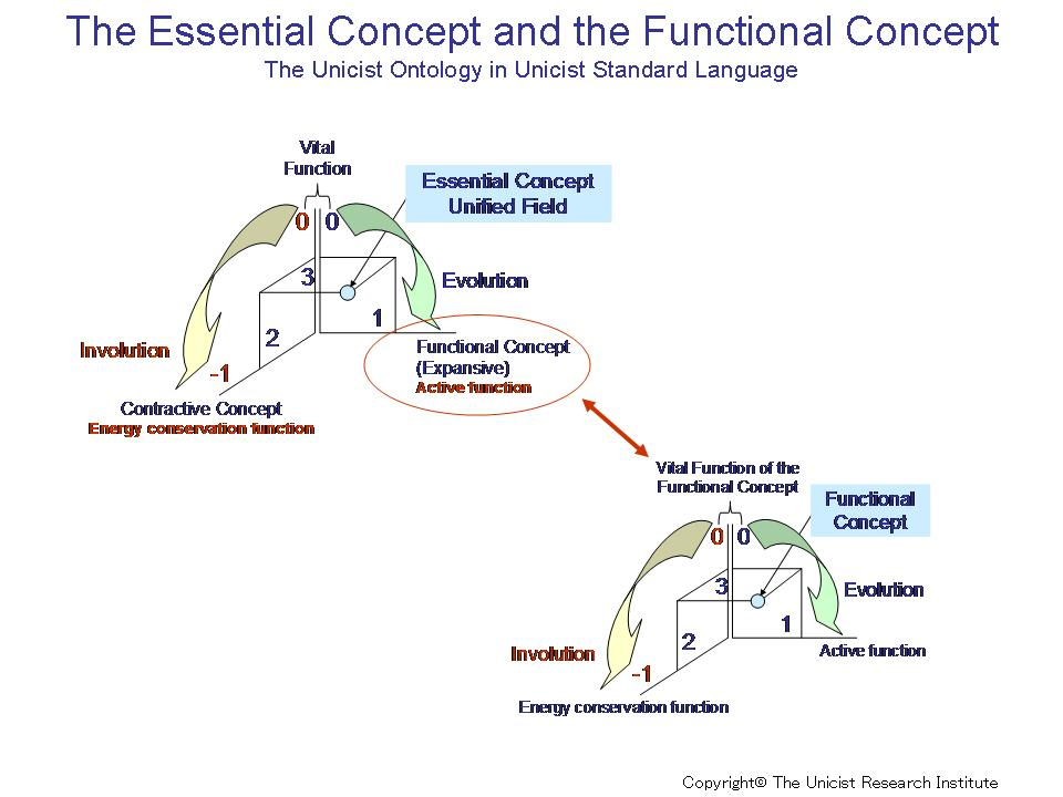 Functional concepts unicist discoveries in business for What is design concept in architecture