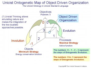Object Driven Organization